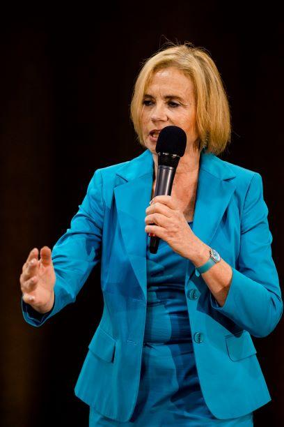 Ingriderkel bei dem Internationalen Speakers Slam in Wiesbaden, Foto: Dominik Pfau