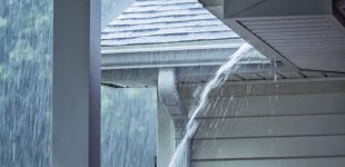 Schäden durch Starkregen – Saisonale Verbraucherinformation der ERGO Versicherung