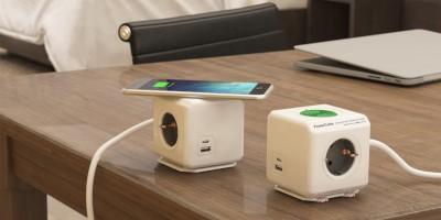 Innovative Steckersysteme von PowerCubes bringen Highspeed in das Sortiment von brilliant promotion®