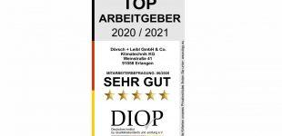 """""""Sehr gut"""" für Dörsch + Leibl aus Erlangen"""