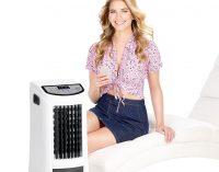 Sichler Haushaltsgeräte 3in1-WLAN-Luftkühler LW-480.wlan