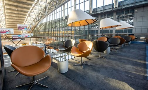 Flughafen Hamburg mit exklusivem Design-Ambiente von BoConcept Hamburg