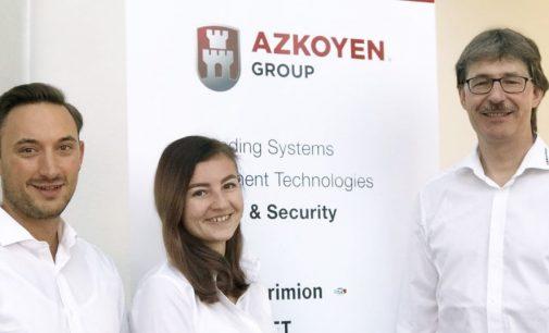 New International Business Team