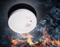 Smarte Rauchmelder in intelligenten Häusern