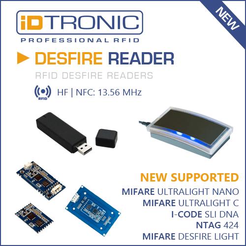 RFID DESFire Reader