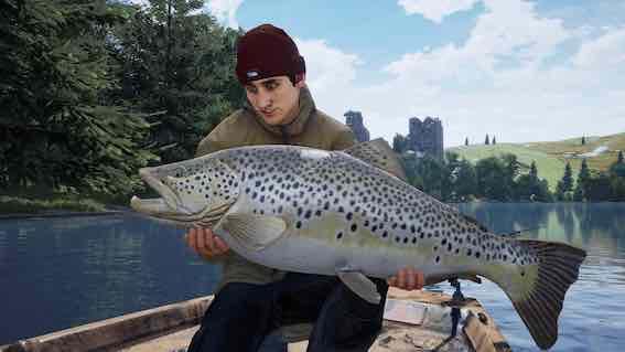 Bei Carp & Coarse gilt es riesige Monsterfische zu fangen