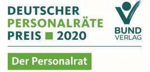 Die Nominierten für den Deutschen Personalräte-Preis 2020