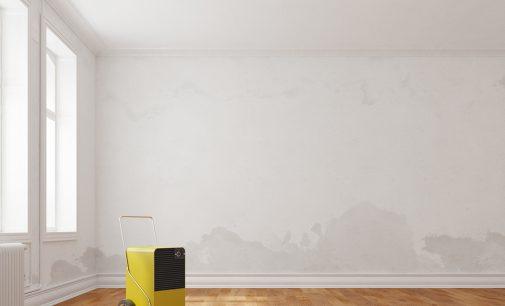 Hohe Folgekosten bei Wasserschäden im Haus verhindern