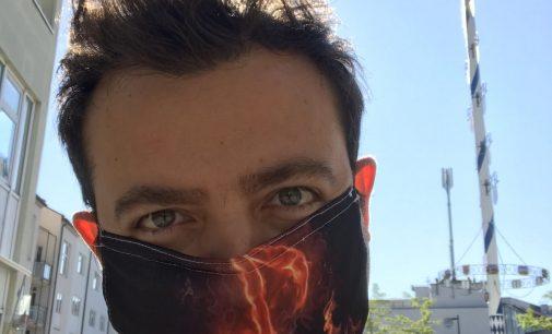 Ist es wirklich klug, in Zeiten von Corona die Maske abzunehmen?