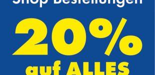 Statt Caravan Salon 20 % auf Alles von MultiMan