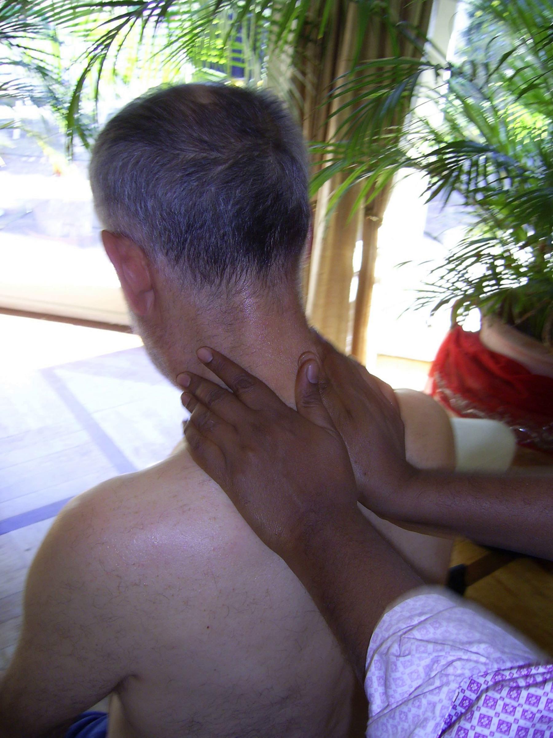 Ayurveda-Marmapunktmassage