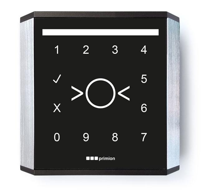 Der ADR Indoor für die Zutrittskontrolle mit Tastatur