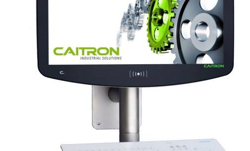 CAITRON Human Machine Interfaces für Reinraumumgebungen: HMI CR-Serie für GMP-Klasse A/B erfolgreich getestet und zertifiziert