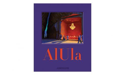 Neuer Bildband über AlUla
