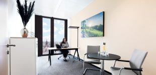 Trend zum Homeoffice öffnet neue Perspektiven für Business Center