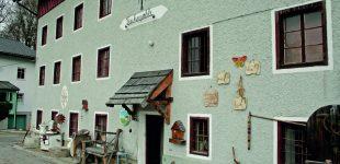 Fuchsmühle Anthering steht auf dem Trockenen