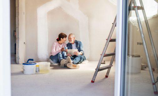 Modernisieren 60+: Mehr Wohnkomfort im Alter