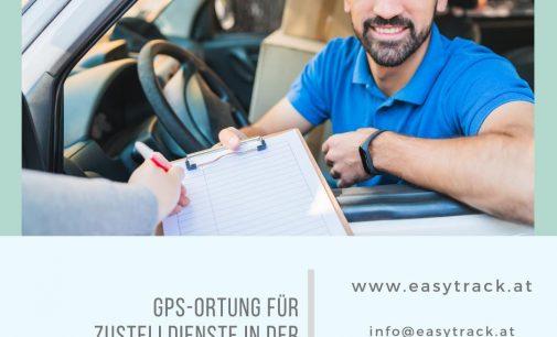 Wie GPS-Tracking für Zustelldienste in der heutigen Zeit von Nutzen sein kann