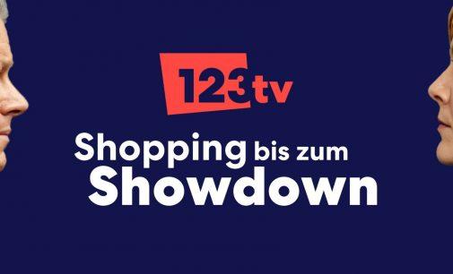 """1-2-3.tv startet Imagekampagne """"Preisduell"""""""