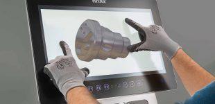 Der neue noax Steel PCAP Touch-Industrie-PC S21WP