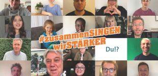 Rheinland-Pfalz singt mit – in Deutschlands größtem virtuellen Weihnachts-Chor