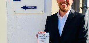 Top Arbeitgeber (DIQP) Auszeichnung geht nach Moers