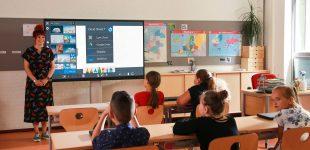 Komplett neugestaltet: Clevertouch präsentiert Lynx 7