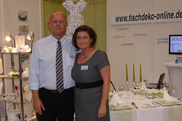 Tischdeko-online, Ralf und Jola Simer, Dorsten (D/NRW)