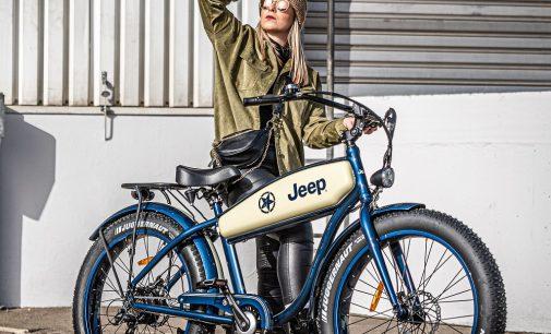 Kings & Queens of the Road – der neue Cruiser von Jeep E-Bikes ist da