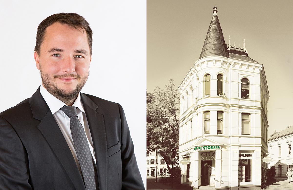 Patrick Stöben, Regionalbüro Neumünster