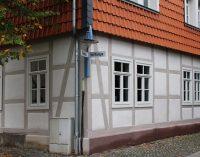Fachwerkhaus in Alfeld (Leine) mit Schweizer Naturkalk saniert