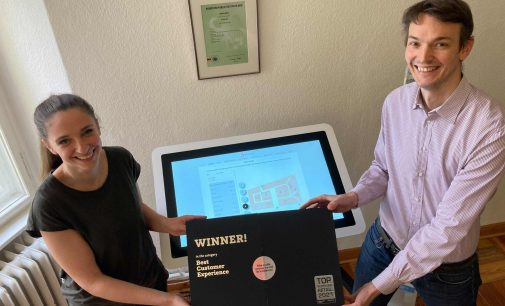 """3d-berlin erhält EHI reta award 2021 als """"Top Supplier Retail"""""""