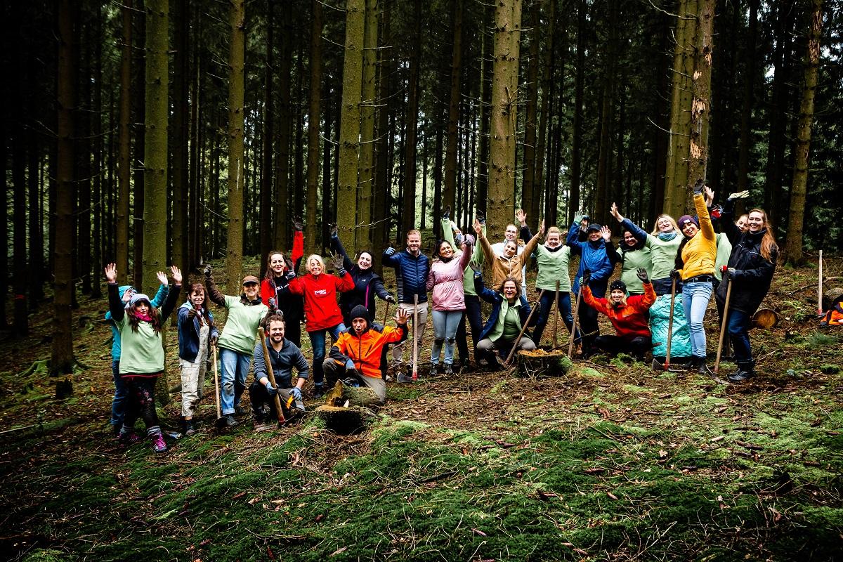 Fondation Yves Rocher: 100 Millionen gepflanzte Bäume weltweit