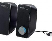 auvisio Stereo-Lautsprecher MSX-180