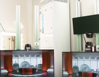 Digitales Hauptstadtstudio im Haus der Bundespressekonferenz mit WOLF Luftreiniger ausgestattet