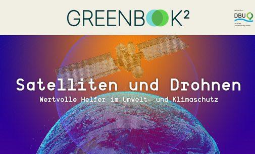 """Neue RESET-Publikation: """"Satelliten und Drohnen – Wertvolle Helfer im Umwelt- und Klimaschutz"""""""