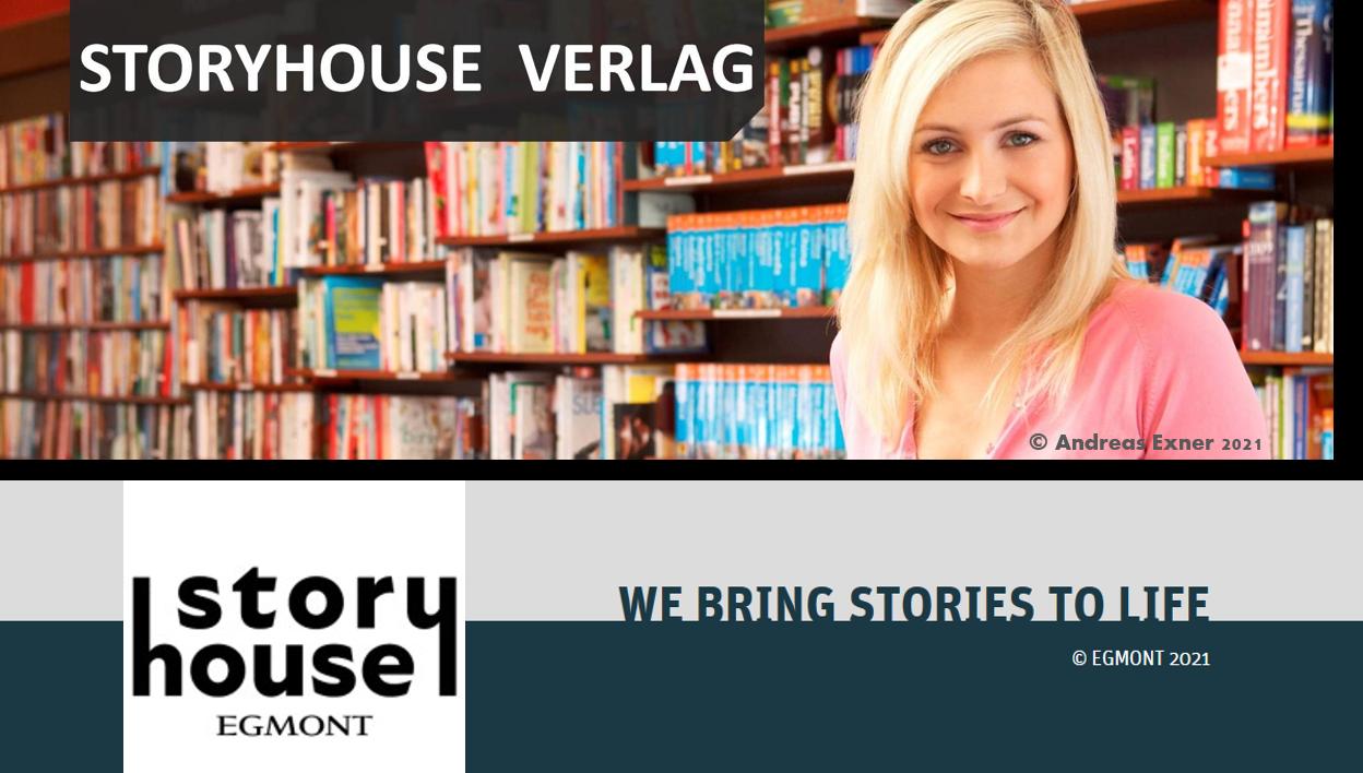 Storyhouse Verlag vs. Storyhouse Egmont
