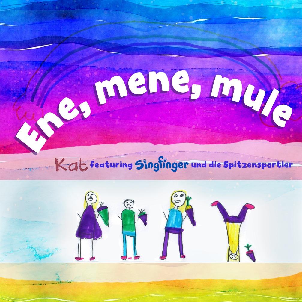 """CD Cover von """"Ene, mene, mule"""""""
