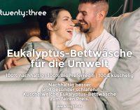 twenty:three®: Nachhaltige Bettwäsche aus Eukalyptus