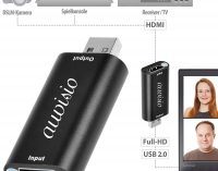 auvisio HDMI-USB-Videograbber VG-1080.usb