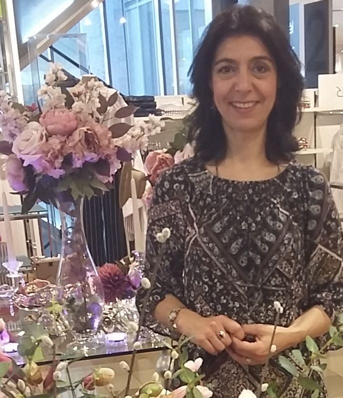 Margarida Bernardo ist Beraterin / Coach für Service und Kundenloyalität in Gastronomie & Hotellerie
