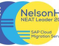 NTT DATA im SAP Cloud Migration Report von NelsonHall als Leader ausgezeichnet
