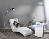 Sichler Haushaltsgeräte Mobile Monoblock-Klimaanlage