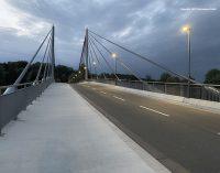 Bewegungssensorische Lichtsteuerung für Straßenbeleuchtung