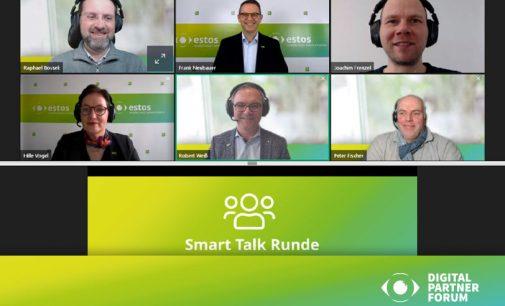 """""""Smart Working"""": Digitales Partner Forum von estos"""