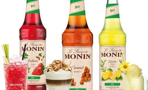 Monin launcht Bio-Sirup