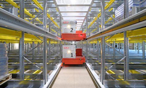 Lagerlogistik neu gedacht: SMB International entwickelt neues hochmodernes Lagersystem für marktführenden Papierproduzenten