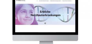 Novartis: Informationsportal zu erblichen Netzhauterkrankungen