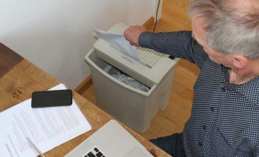 Datenschutz gilt auch im Homeoffice