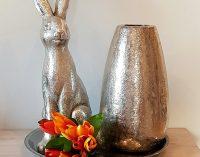 Ostern feiern wir jetzt so richtig – machen Sie sich eine schöne Zeit und ein österliches Nest daheim